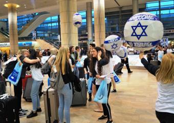 Israel 2018 - Ankunft