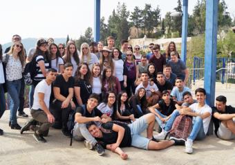 Israel 2018 - Gruppe 1