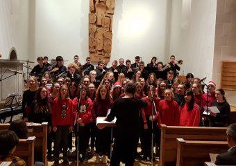 Weihnachtskonzert Chor und Big Band