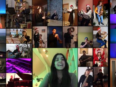 Digitales Weihnachtskonzert 10 Big Band