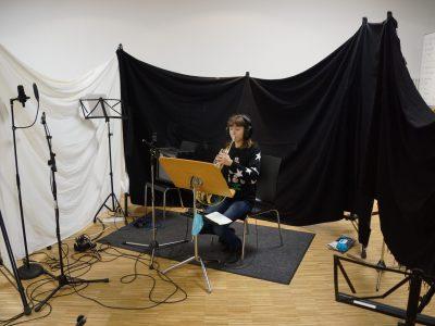 Digitales Weihnachtskonzert 2 - Aufnahme Horn