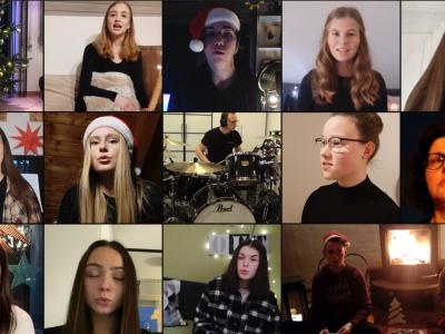 Digitales Weihnachtskonzert 7 - Vocalensemble