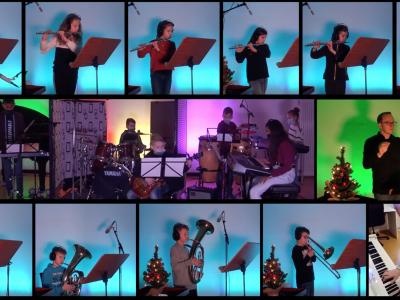 Digitales Weihnachtskonzert 8 - Small Band