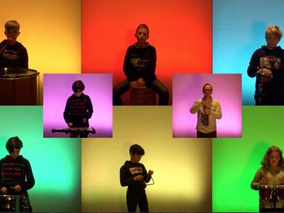 Digitales Weihnachtskonzert 9 - Small Band